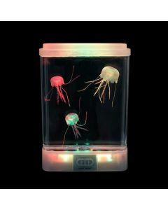 Aquarium - met 'glow in the dark' kwallen