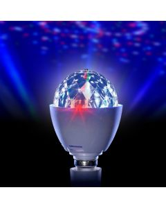 Licht decoratie - discobal schroeflamp