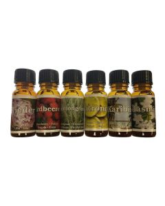 Aromatherapie - pack 2, Set van 6 aromas
