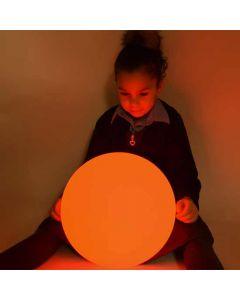 Snoezel meubelen - van kleur veranderende bol, diameter 50 cm