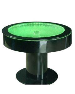 Bubbelbuis - ronde tafel, staand, kindermeubel met montage