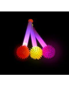 Lichtstok met stekels