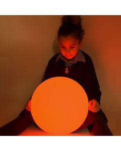 Snoezel meubelen - van kleur veranderende bol, diameter 40 cm