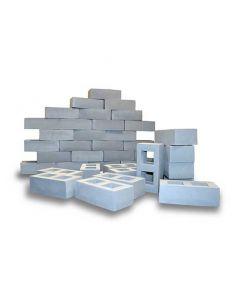 20 stuks levensgrote bouwblokken