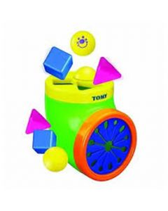 Tomy Happy shape sorter