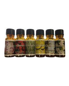 Aromatherapie - pack 2, Set van 6 aromas