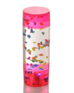 Lichtgevende mini aquariums, 3 kleuren